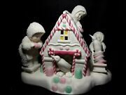 Department 56 Snowbabies A Ginger Bread Christmas 2005