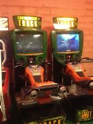 Coin Operated Atv Twin Driving Game