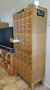 Library Card Catalog From Yale University