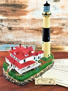 Harbour Lights Lighthouse 277 Absecon New Jersey Vintage Nautical Collectible