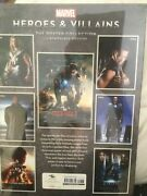 Marvel Heroes And Villains Poster Collection Insights By Marvel . Comics