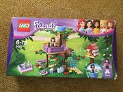 Lego Friends 3065 - Olivia's Tree House With Cat And Bird - New In Box