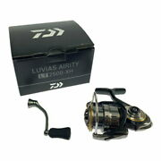 Secondhand Fishing Tackle With Accessories Daiwa 21 Luvias Rubias Airity
