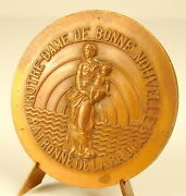 Medal Our Lady Of Good New Boss De La Radio Television Medal