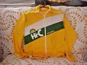 Vintage Hi-c Citrus Drink Running Gym Workout Outfit Size Small Made In Usa Rare