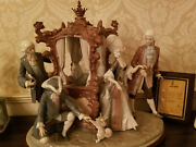 Lladro Vintage Figurine - Large -retail3800 Local Pick-up Only
