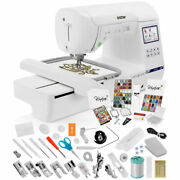 Brother Se1900 Se 1900 Sewing And Embroidery Machine W/ Grand Slam Package