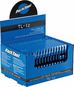 Park Tool Counter Display Case Tl-1.2 Tire Levers Box 25 Snap Together