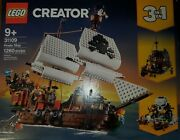 New Lego Creator 3 In 1 Building Set Pirate Ship 31109free Shipping