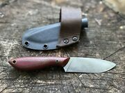 Bushcraft Edc Knife More To Life Outfitters-samuel Riner Knives