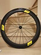 Mavic Road Wheel Cosmic Sl 45 Dcl Front And Rear Tire Sets