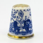 Spode Collectable Fine Bone China Thimble Elephant, Limited Edition