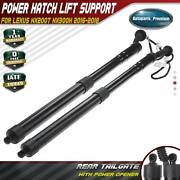 2pcs Rear Tailgate Power Hatch Lift Supports For Lexus Nx300 Nx300h 2018-2021
