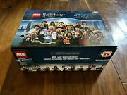 Lego Harry Potter Series 1 Minifigures 71022 Box Case Of 60 Sealed Packets