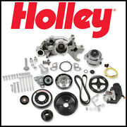 Holley Ls Premium Mid-mount Race Accessory Drive Kit Fits All Ls Engine