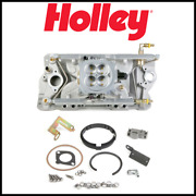 Holley Efi 550-700 Power Pack Multi-point Fuel Injection System Kit