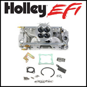 Holley Efi Power Pack Multi-point Fuel Injection System Kit Big Block Chevrolet