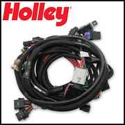 Holley Efi Ti-vct Engine Main Wiring Harness For 2011-2017 Coyote Engines