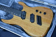 Ormsby Guitars Hype G Mh Nt Natural Mahogany New Electric Guitar