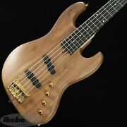 Moon Jj-5b 34inch Scale New Electric Bass