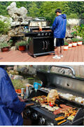Lpg Bbq Grill Cooking Grid Outdoor Party Barbecue Oven 27.5 X 16.5