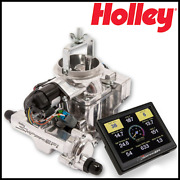 Holley Sniper Bbd Two Barrel Fuel Injection Systems Fits 79-86 Jeep Scrambler