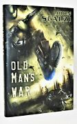 Old Man's War By John Scalzi Signed Limited Edition New