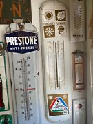 Vintage Lancers A1 Beer Metal Advertising Thermometer Arizona Brewing Company