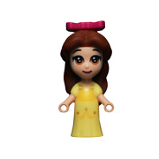Lego Belle 43177 With Bow - Micro Doll Disney Princess Minifigure