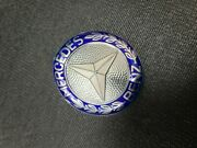 Early Mercedes Benz Hood Ornament Could Be Nos 1920s 1940s 1950s Mercedes Star