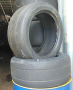 Hoosier P205/50-zr15 Sm7 Racing Tires - Used One Heat Cycle - Two For 1 Money