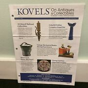 Koveland039s On Antiques And Collectibles February 2021 Railroad Italian Ceramics Banks