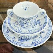Spode China Disney Classic Pooh Child Tableware Set Discontinued Excellent Cond