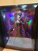 Disney Limited Edition Maleficent Doll, With Hood, Black New