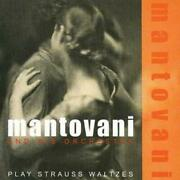 Mantovani And His Orchestra Play Strauss Waltzes Cd 2005