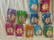 Mcdonald Beanie Baby Happy Meal Toys Vintage/rare.andnbsp