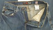 Men's Ariat M4 Fr Low Rise Bootcut Jeans Sz 32x34 New W/o Tags