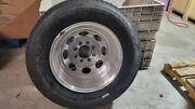Truck Tires Gl283a 245/70r19.5 With Aluminum Rims, Set Of 6