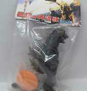 Large Monsters Series Of The Century Model Godzilla 1968 Super Festival 2003