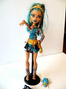 Monster High Complete Nefera De Nile First Wave Doll Ghouls Rule.2012