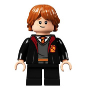 Lego Ron Weasley 76387 Gryffindor Robe, Shirt And Tie Harry Potter Minifigure