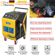 Dry Ice Co2 Blasting Cleaner 0.31.0mpa Car Deposits Cleaning Machine Equipment