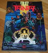 Trinity Players Guide Rpg White Wolf