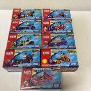 Discontinued Tomica Mickey Mouse And The Road Racers 01 09 Disney Out Of Print