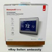 Honeywell Home Rth9585wf Programmable Smart Color Thermostat Wi-fi Touchscreen
