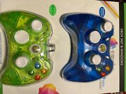 Rock Candy Wired Controller Xbox 360 Windows 2 Pack Lalalime Blueberry Boom New