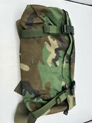 Us Army Original Molle Ii Woodland Camouflage Pouch Waist Pack Butt Pack Bag