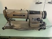 Antique Sewing Machine Consew Model 290 - 40 Years Old. Head Only No Table