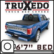 Truxedo Lo Pro Tonneau Bed Cover Fits 2015-2021 Ford F-150 6and039 7 Bed