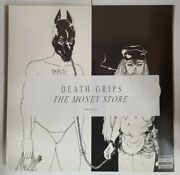 Death Grips – The Money Store - Lp Vinyl Record 12 - New Sealed - Hip Hop Music